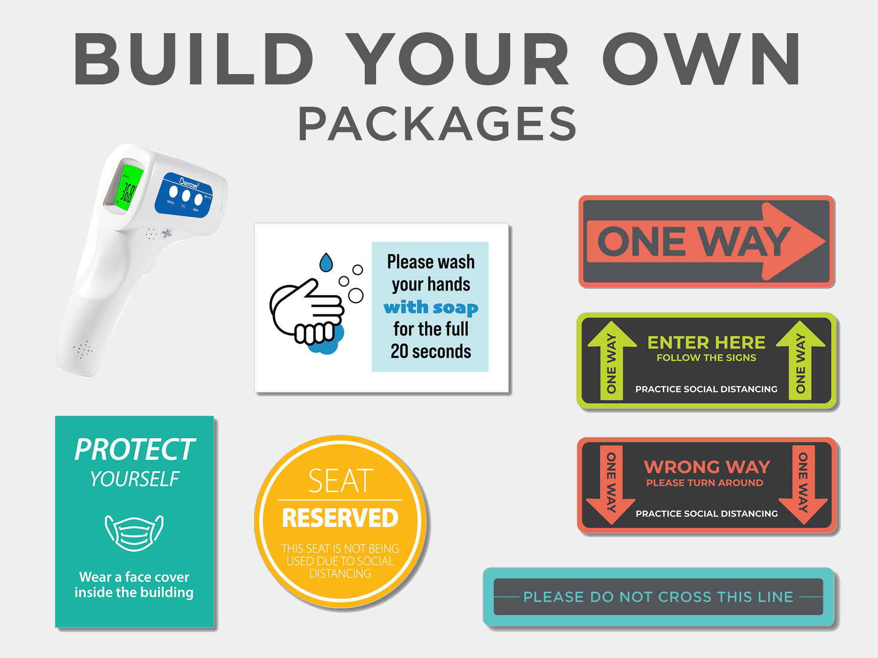 Build Your Own Restaurant Pack